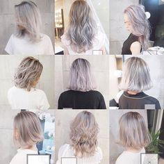 ✨ @konnonaoya  #shachu #haircolor