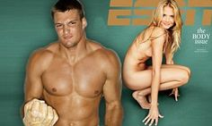 Daniela Hantuchova is among 27-world-class athletes to have bared for the annual ESPN Body Issue.