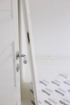 Homevialaura | Renovating the new home | classic doors