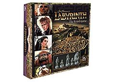 Amazon.com: Jim Henson's Labyrinth: The Board Game: Toys & Games
