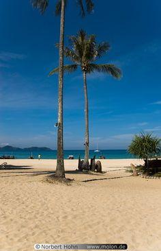 Koh Mook beach, Thailand.