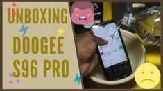 Doogee S96 Pro - Unboxing et premières impressions Android, Phone, Impressionism, Telephone, Mobile Phones