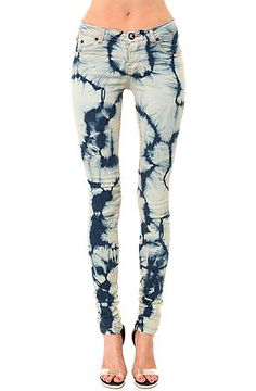The 70s Pistols by One Teaspoon #denim #misskl #women Save 25% off your order at www.karmaloop.com using REPCODE: FAIRMONT