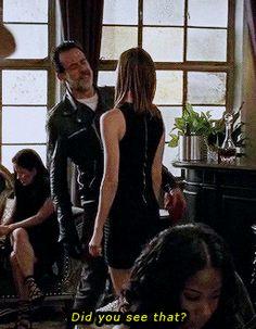 "Negan & Sherry | ""Sing Me A Song"" S7E7 | The Walking Dead (AMC)"