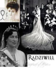 spectacular 7 pear-shaped diamond tiara was worne from Eugenie of . A historic jewel wedding gift to her mother-in-law Archduchess of Austria, Princess Renata of Radziwill more royaljewelry Royal Tiaras, Tiaras And Crowns, Star Wedding, Princess Wedding, Princess Alice Of Battenberg, Marie Antoinette, Royal Marriage, Queen Isabella, Greek Royal Family