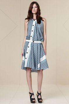 Derek Lam 2013 resortwear
