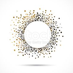 abstract colorful polka dot pattern background royalty-free stock vector art
