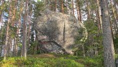 Jättiläisen kivi – ikivanha palvontapaikka Jämsässä