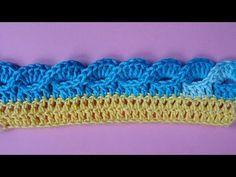 Crochet Border Tutorial
