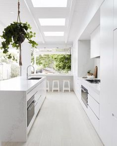 Modern Kitchen Design : White Kitchen TrendyIdeas.net | Your number one source for daily Trending Ideas