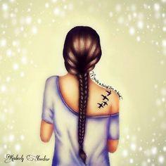 kristina webb drawings hair - Pesquisa Google