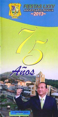 75 años Pangua