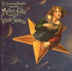 Smashing Pumpkin's Mellon Collie And The Infinite Sadness album cover