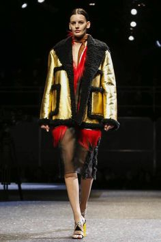 Prada Ready To Wear Fall Winter 2014 Milan - NOWFASHION