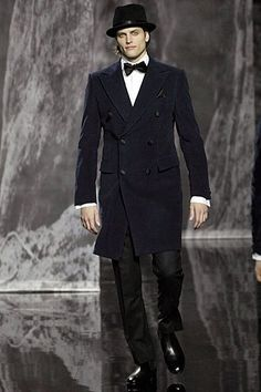 Tommy Hilfiger Fall 2007 Menswear Collection Photos - Vogue