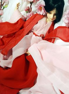 Xiao Qiao, 44cm Dragon Doll - BJD Dolls, Accessories - Alice's Collections
