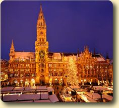 Frauenkirche and Munich Christmas Market- Yes!  Just booked our trip for December 2012!  RRM