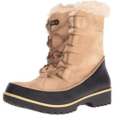 Women's Mendocino Winter Boot >>> Click image for more details. (This is an affiliate link) #AnkleBootie