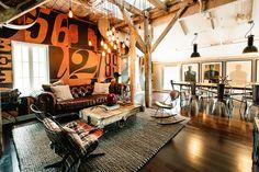 Oficinas de Mattson Creative en California. Click para ver más [.]_[.]