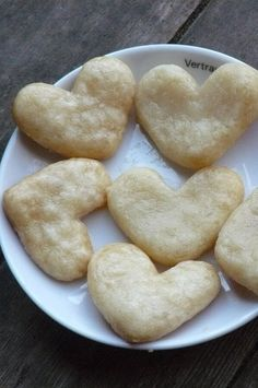 """Marzipan Cookies 