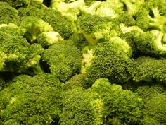 Healing Food Facts - A one-cup serving of broccoli...   Celebrate Naturally Well
