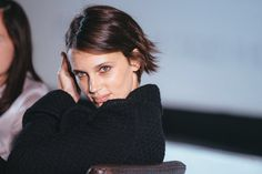 Marina Vacth, Bellisima, Musicians, Muse, Short Hair Styles, Skincare, Actresses, Actors, Woman