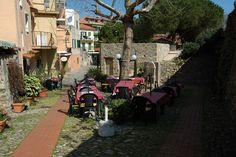 San Lorenzo al Mare (IM) - centro storico di ponente
