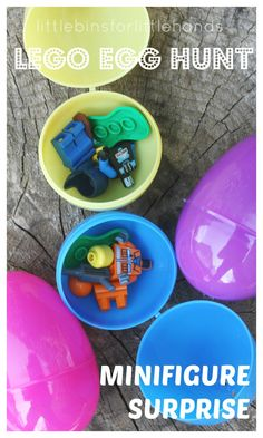 Lego Easter Egg Hunt Minifigure Surprise
