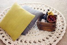 alfombra de trapillo