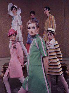 1960s Twiggy