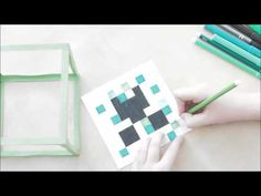 Minecraft lampion - YouTube