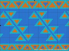 Would also look good done in cross stitch,quilt,or filet crochet. Crochet Chart, Filet Crochet, Diy Crochet, Crochet Stitches, Crochet Motif, Tapestry Crochet Patterns, Bead Loom Patterns, Beading Patterns, Mochila Crochet