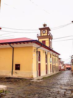 Recorriendo San Pedro de Alausi, Chimborazo, Ecuador....!!!