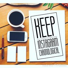 Want to #keepinstagramchronological ?  Check out the following petition: http://ift.tt/1QWiMDO  Or write to Instagram to have your say   The proposed algorithm sounds daunting especially to small business who fear their posts will not show up in their followers feeds and they will lose exposure and their presence in this wonderful community.  What can you do? Sign the petition write to Instagram ask followers to turn on post notifications closely follow Instagram and any new changes and…
