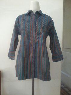 66 Gambar Model Baju Lurik Ku Terbaik Hijab Fashion Batik Dress
