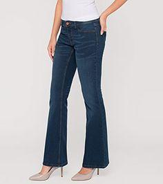 THE FLARED LEG in der Farbe jeans-blau bei C&A - premale mi