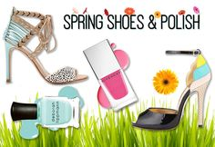 Best New Spring Sandal & Nail Polish Combos  http://www.eonline.com/news/518028/best-new-spring-sandal-nail-polish-combos