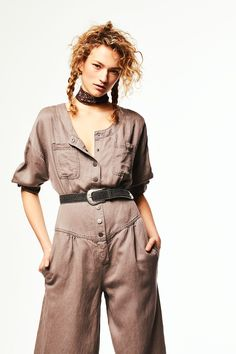 d2f001084d2 Something About You Drapey Jumpsuit