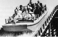 *m. Walt and Imagineers test ride the Pirates of the Caribbean ride system at Arrow Development's testing facilities. Arrow designed and manufactured many ride systems for Disneyland and other theme parks.