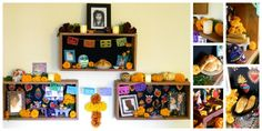 A Dia De Los Muertos Altar Project For Everyone In The Family - SpanglishBaby