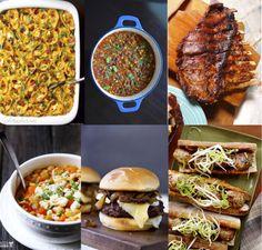 Superbowl Dinners