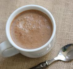 I've discovered (or rediscovered) the secret to thick dairy-free hot chocolate without the use of nuts, soy, or added gum: Dates. I hope you enjoy it too Dairy-Free Hot Chocolate Puree (in high power blender or food processor): 1 can Thai Kitchen full-fat coconut milk (Natural Value does not contain gum, but I haven't tried...Read More »