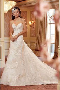 Robe de mariée Sophia Tolli Y11417 Spring 2014