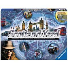 Jeu de société Ravensburger Scotland Yard 25,00 € livré le moins cher #top2014