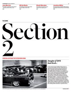 The Independent redesign. Matt Willey.