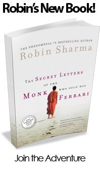 62 Tips to Get Unstuck in 2013  from author of  The Secret Letters of the Monk Who Sold His Ferrari