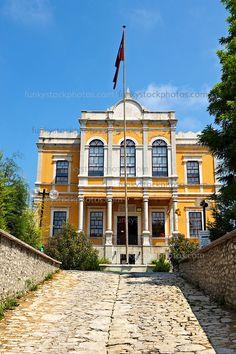 Ottoman Neo-Clasical Eski Hükümet Kona (old government building) of…