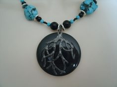 Tree Of Life Necklace wiccan jewelry pagan jewelry wicca jewelry goddess jewelry witch witchcraft celtic magic metaphysical handfasting by Sheekydoodle on Etsy