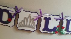 Check out this item in my Etsy shop https://www.etsy.com/listing/240438712/crowns-and-flowers-banner