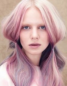 Pale pinks